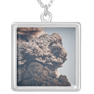 Collier Éruption volcanique d'Eyjafjalljokull