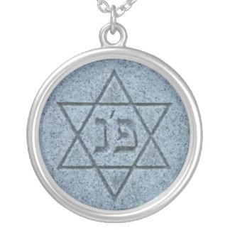 Collier Étoile de David