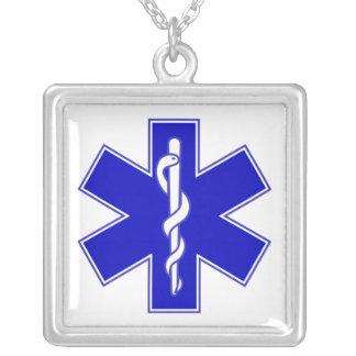 Collier Étoile de la vie/EMT