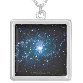 Collier Étoiles dans l'espace