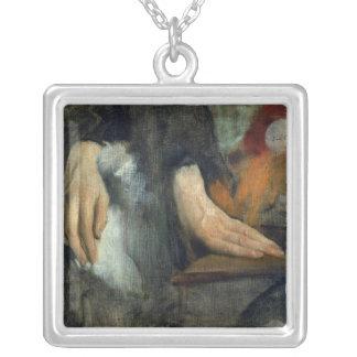 Collier Étude d'Edgar Degas | des mains, 1859-60