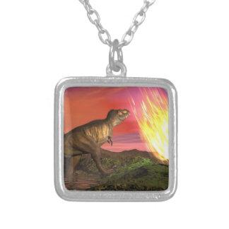 Collier Extinction des dinosaures - 3D rendent