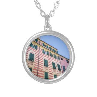 Collier Façades Monterosso Cinque Terre Ligurie Ital de