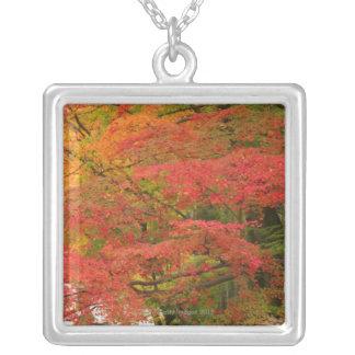 Collier Feuillage d'automne japonais