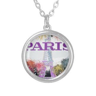 Collier Feux d'artifice de Paris