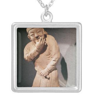 Collier Figurine de siffler d'acteur
