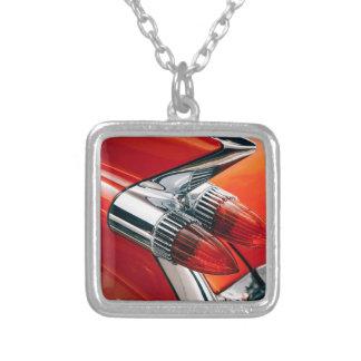 Collier Fin orange de voiture