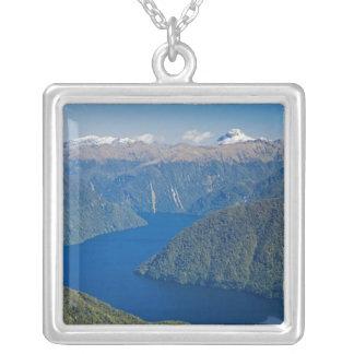 Collier Fjord du sud, lac Te Anau, ressortissant de
