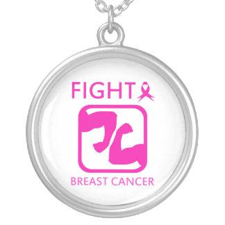 Collier Fléchissement des bras pour combattre le cancer du