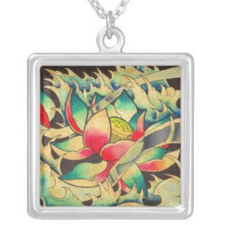 Collier Fleur de Lotus de Japonais