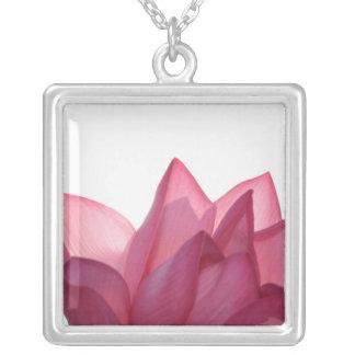 Collier Fleur de Lotus [speciosum de Nelumbio]