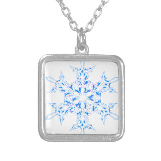 Collier Flocon de neige
