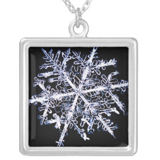 Collier Flocon de neige 9