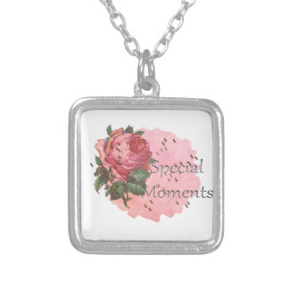 COLLIER FLOWER SPECIAL MOMENTS