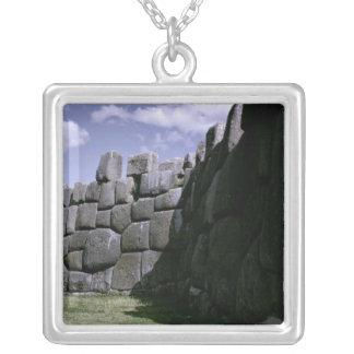 Collier Forteresse inca de Sacsahuman