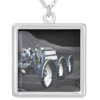 Collier Futures missions 8 d'exploration d'espace
