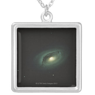 Collier Galaxie dans le coma Berenices