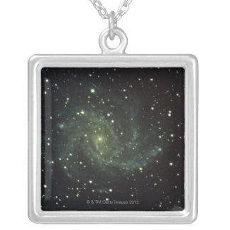 Collier Galaxie et étoiles