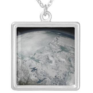 Collier Glace de mer au-dessus de l'Amérique du Nord