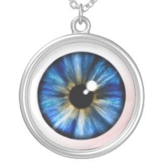 Collier Globe oculaire Necklase