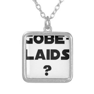 Collier Gobe-Laids ?! - Jeux de Mots - Francois Ville