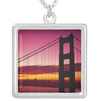 Collier Golden gate bridge, San Francisco, la Californie,