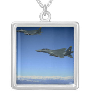 Collier Grève Eagles 2 de l'Armée de l'Air d'USA F-15E