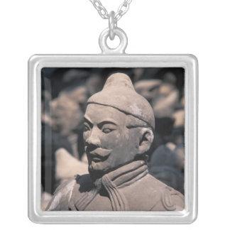 Collier Guerriers de terre cuite dans l'empereur Qin