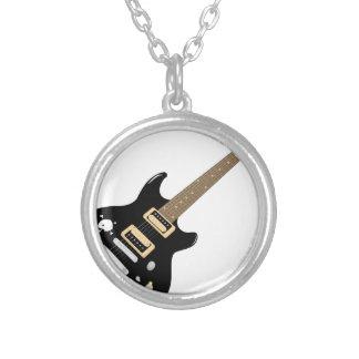 Collier Guitare électrique
