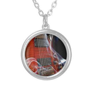 Collier Guitares de Sept-Ficelle de ficelles de la guitare