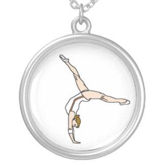 Collier Gymnaste