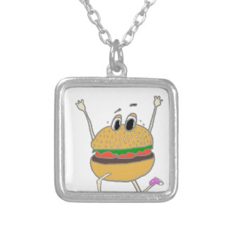 Collier hamburger courant