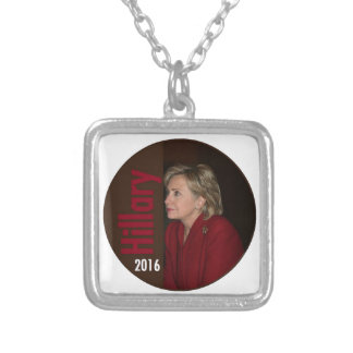 Collier Hillary Clinton 2016