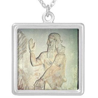 Collier Honorable, soulagement, assyrien