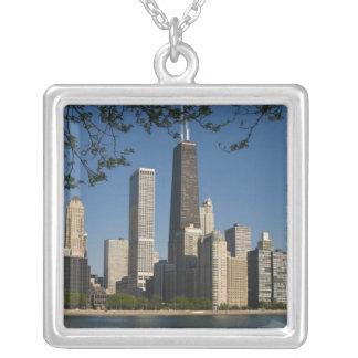 Collier Horizon de Chicago et rivage du lac Michigan, lac