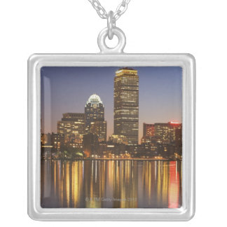 Collier Horizon des Etats-Unis, le Massachusetts, Boston
