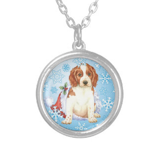 Collier Howlidays heureux Welshie