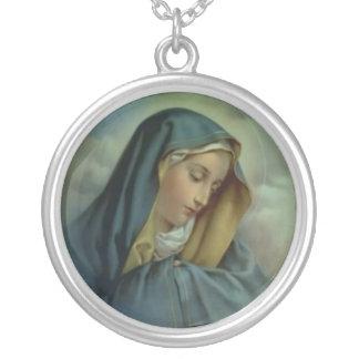 Collier Hypothèse de Vierge Marie