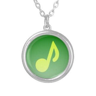 Collier Icône de musique