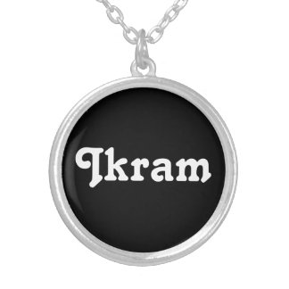 Collier Ikram