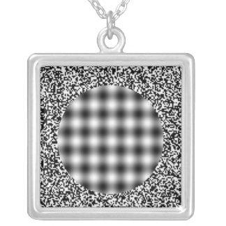 Collier Illusion optique