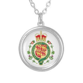 Collier Insigne royal du Pays de Galles