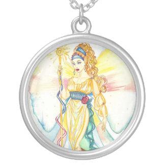Collier Iris, la déesse grecque de l'arc-en-ciel