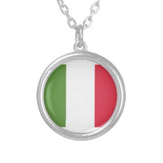 Collier Italy Flag Emoji Twitter