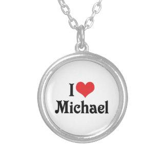 Collier J'aime Michael