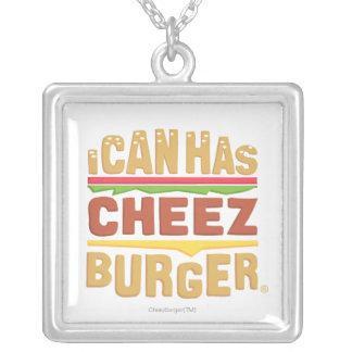 Collier Je peux a Cheezburger