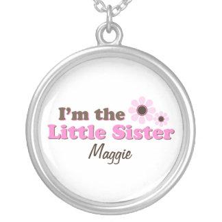 Collier Je suis les fleurs de mod de petite soeur