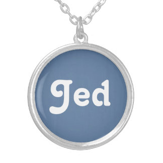 Collier Jed