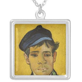Collier Jeune homme de Vincent van Gogh | avec un