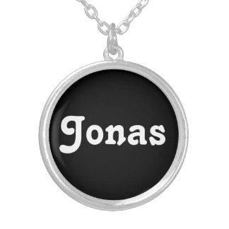 Collier Jonas